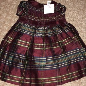 Vintage Janie and Jack holiday dress